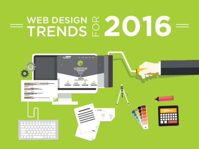 Website Trends That Will Continue In 2016