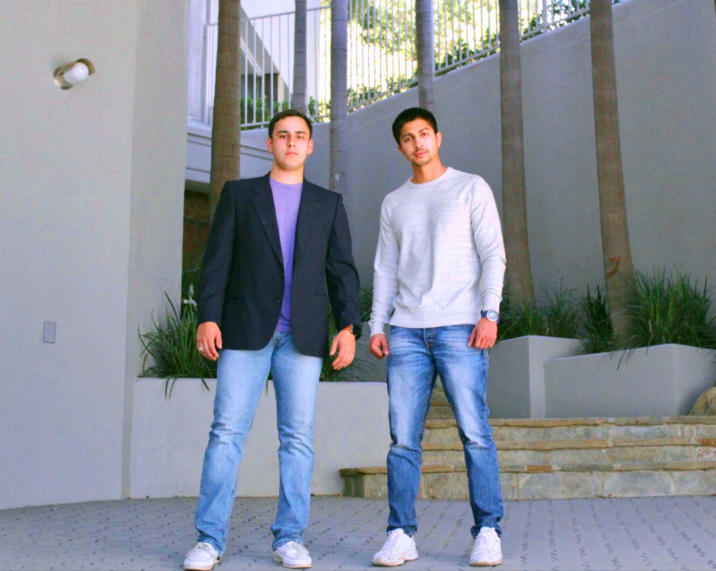 About The Founders of Pyro Equity
